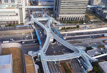 お台場中央連絡橋